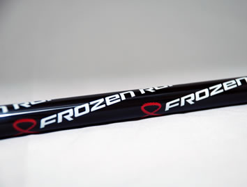 Frozen Rope Branded Shafts